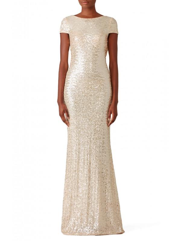 Champagne Award Winner Gown