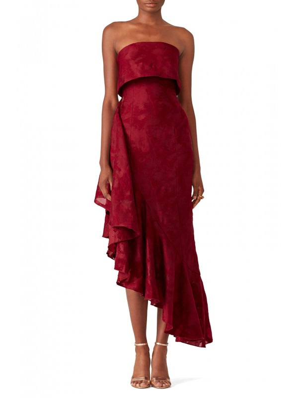 Ruby Ember Dress