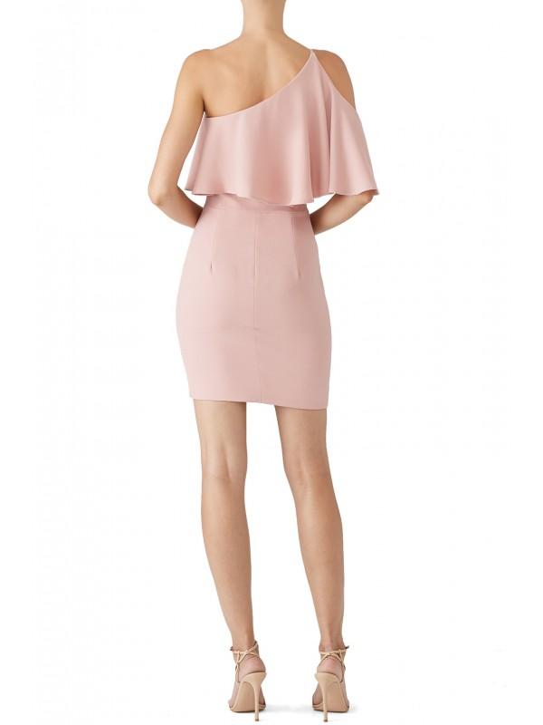 Rose Petal Sabrina Dress