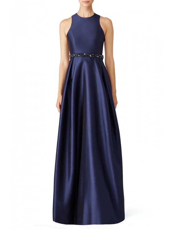 Navy Jadore Gown