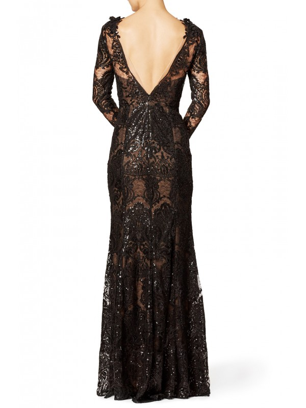 Trident Gown