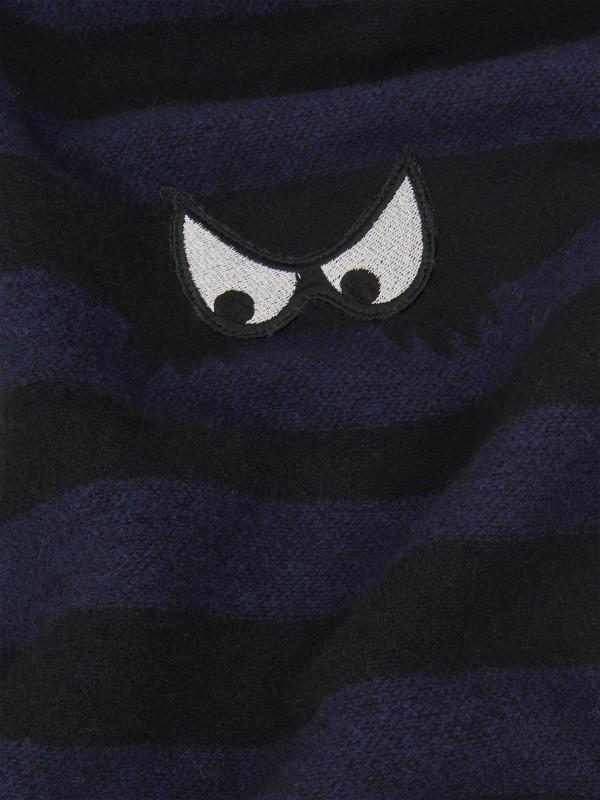 Monster Stripe Scarf