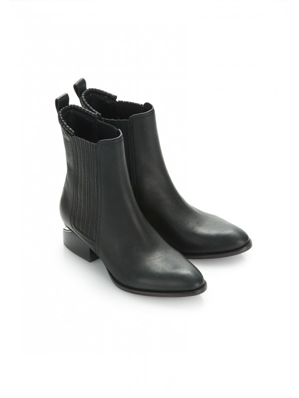 ANOUCK BOOT WITH RHODIUM