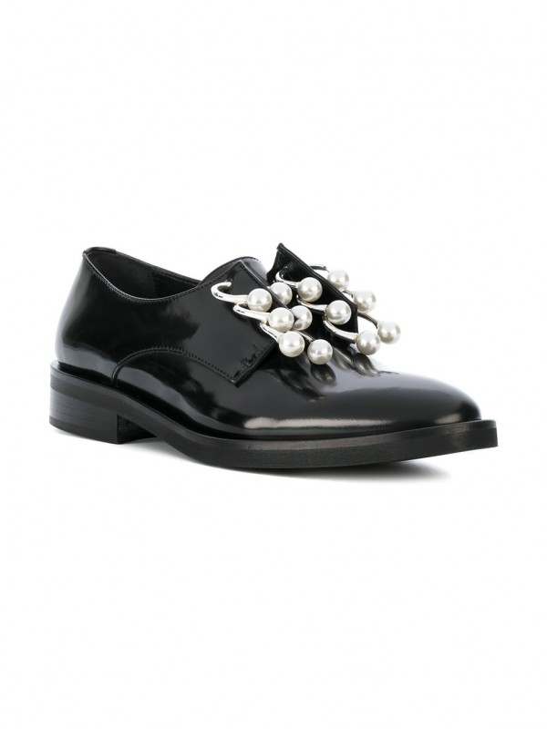 COLIAC PEARL RING LOAFERS