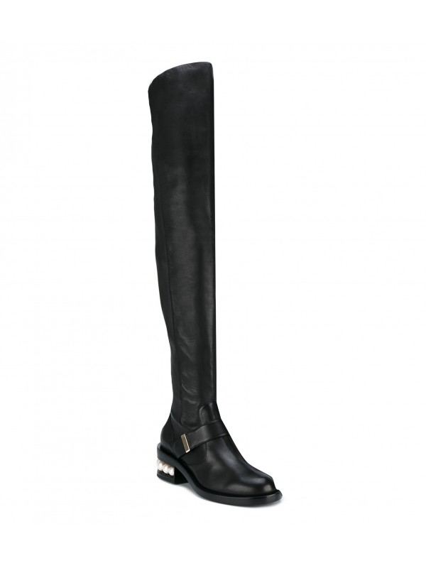 Z Gianvito Kirkwood Casati Pearl over the knee boo...