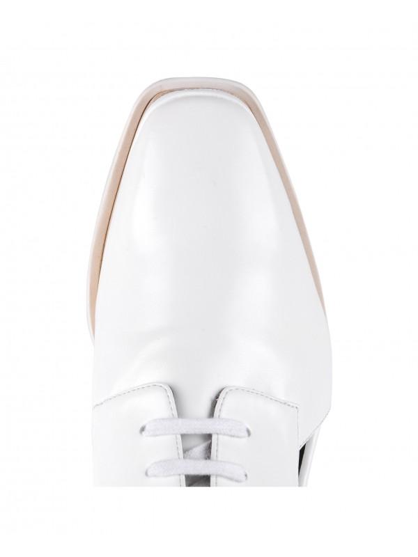 STELLA ELYSE Black Elyse Cut-Out Shoes