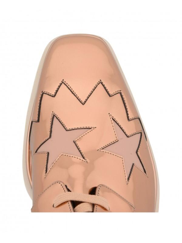 STELLA ELYSE Copper Elyse Star Shoes