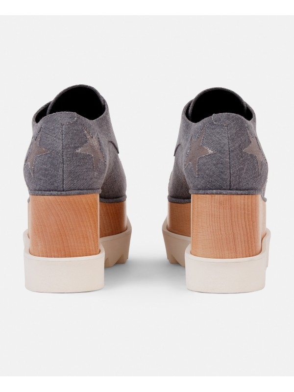 STELLA ELYSE Denim Stars Elyse Shoes